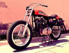 Harley Davidson Xr 750 | Harley Davidson XR 750 Flat Tracker