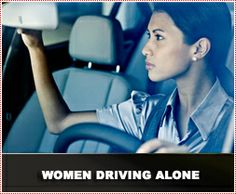 Arrive Alive South Africa | Road Safety Tips and Advice for Women Driving Alone