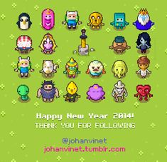 Adventure Time Tribute II