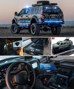In today's political climate, symbolic tributes to law enforcement are few and far between. The folks at Skyjacker Suspension set out to shift that se. Tonka Trucks, 4x4 Trucks, Custom Trucks, Custom Cars, Police Life, Police Cars, Hot Wheels Cars, Emergency Vehicles, Heart For Kids
