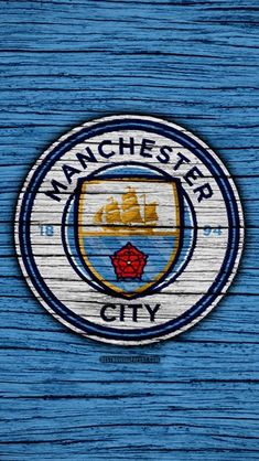 Manchester City F.C - Manchester City F.C Source by aykutbilgili Manchester City Logo, Manchester City Wallpaper, Manchester United, Arsenal Players, Arsenal Fc, Bedroom Wallpaper City, Barcelona E Real Madrid, Kun Aguero, City Painting