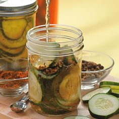 EatingWell: How To Pickle Anything, No Canning Necessary