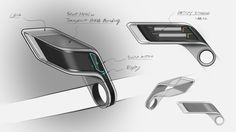 Astra - LED Bike Head Lamp on Behance