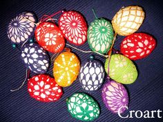 Crochet Easter Eggs and so much more! Description from pinterest.com. I searched for this on bing.com/images