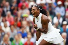 Ele & Elis Blog: Serena Williams v Angelique Kerber- Wimbledon Fina...