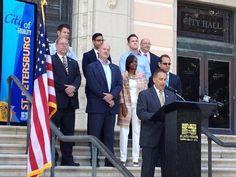 Alcalde de St. Petersburg quiere un consulado cubano en su ciudad