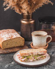 Dýňový proteinový chléb   V kuchyni s Hankou