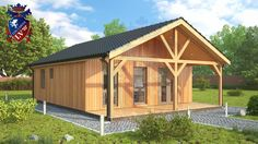 Residential Park Home size - x This amazing fully insulated Park Home is only avalible from www. Park Homes, Shed, Outdoor Structures, Amazing, Backyard Sheds, Coops, Barns, Tool Storage, Barn