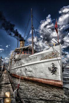 Dampfschiff Schaarhörn | Bildschönes Hamburg