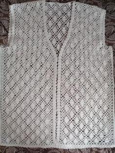 Knitting Patterns, Crochet Patterns, Sweater Coats, Sweaters, Bolero, Crochet Bebe, Crochet Stitches, Ss, Ideas