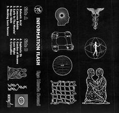 Both—journal - informationflash:  artwork for my full length tape...