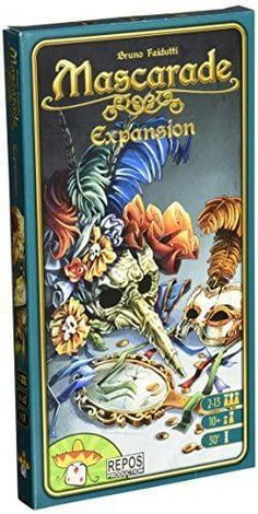 Mascarade: Expansion