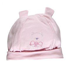 Cappellino rosa in jersey.  www.brmkstore.com