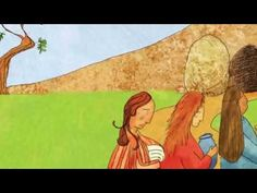The story of Easter morning according to the Jesus Storybook Bible.