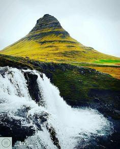 Credit to @__trvl__ : Kirkjufell (Icelandic: Church mountain) is a 463m high mountain on the north coast of Iceland's Snæfellsnes peninsula, near the town of Grundarfjörður.  Photo by @christianippischphotography  #travel #instatravel #travelgram #tourist #tourism #vacation #traveling #trip #instagood #instamood #instadaily #bestoftheday #journey #life #instatrip #globetrotter #followme #WorldPlaces #TravelAwesome #paradise #beautiful #wanderlust #trvl #trvlr #traveler #travelholic
