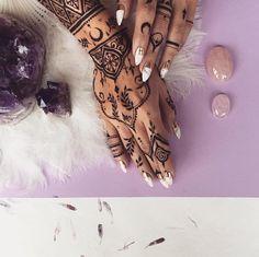 Pin for Later: Diese 26 Henna-Motive sind die perfekte Alternative zu permanenten Tattoos