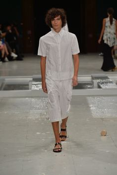 Chalayan Spring Summer 2016 Menswear Collection Look Book - #Menswear #Trends #Tendencias #Moda Hombre