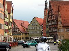 Dinkesbuhl: Germany- I have been there and we are going again this summer.