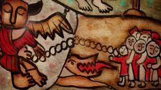 """Życie i twórczość malarza oraz wiolonczelisty, Krzysztofa Okonia, w dokumencie Jakuba Kowalczyka z serii """"Sztuka ludowa i naiwna"""""""