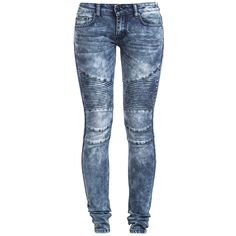 Biker Pants - Jeans by Forplay