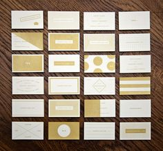 Aaron Eiland Business Cards