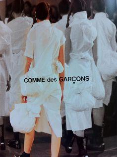 White Comme ♡