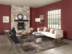 Color Palettes Living Room Colorspaint