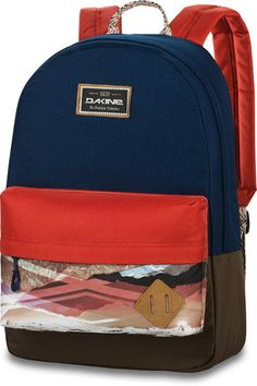 DAKINE 365 PACK BACKPACK BAG RUCKSACK 21L LAPTOP ALPENGLOW 2016 A simple robust pack from the Dakine Parkdale collection #dakine #bagrucksack21Llaptopalpenglow