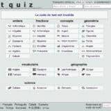 ThatQuiz. Activités, tests et quiz pour la classe