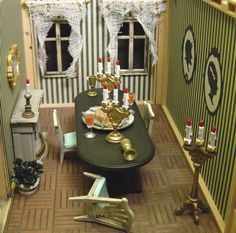 Playmobil Haunted Halloween Victorian Mansion