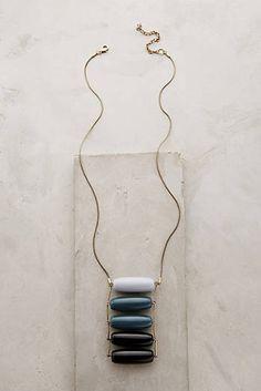 Aura Ladder Necklace