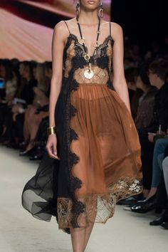 Alberta Ferretti at Milan Fashion Week Spring 2016