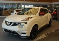 2015 Nissan Juke Nismo Rs, Pearl White In Eastborough, Kansa