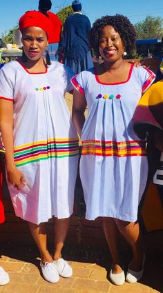 Sepedi traditional dresses go back to centuries of history, expressing cultures, beliefs, and practices. Sepedi traditional fashion is an important part of the Sotho Traditional Dresses, Pedi Traditional Attire, South African Traditional Dresses, Traditional Fashion, Short African Dresses, Latest African Fashion Dresses, Kitenge, Shweshwe Dresses, African Attire