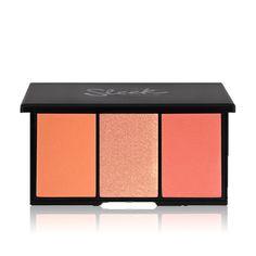Sleek MakeUp Blush By 3 #luxolafav