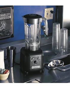 Hamilton Beach HBH450R Tango Bar Blender >>> Check this awesome product by going to the link at the image.
