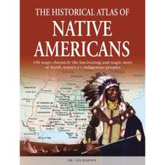 The Historical Atlas of Native Americans #nativeamericanjewelry