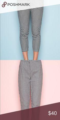 Brandy Melville gingham Tilden pants Brandy Melville 💘| Gingham print | Tilden pants ! Super duper comfy ! Worn once ! ||✨TAGS: brandy melville, bm, urban outfitters, UO , adidas , Nike , topshop , Unif , MAC 💐BUNDLE TO SAVE 💐 Brandy Melville Pants