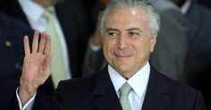Brazil's Acting President Michel Temer Is US Informant The Intercept's Glenn Greenwald noted that Temer will 'faithfully serve the interests of Brazil's richest' along with the interests of Goldman Sachs and the International Monetary Fund.