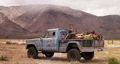 Tremors Movie Truck