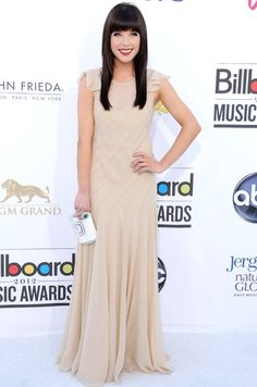 Carly Rae Jepson I 2012 Billboard Music Awards