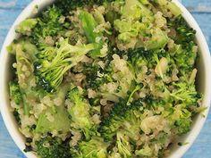 Double Broccoli Quinoa