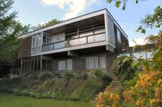 1960s architect-designed Crosstrees house in Hythe, Kent