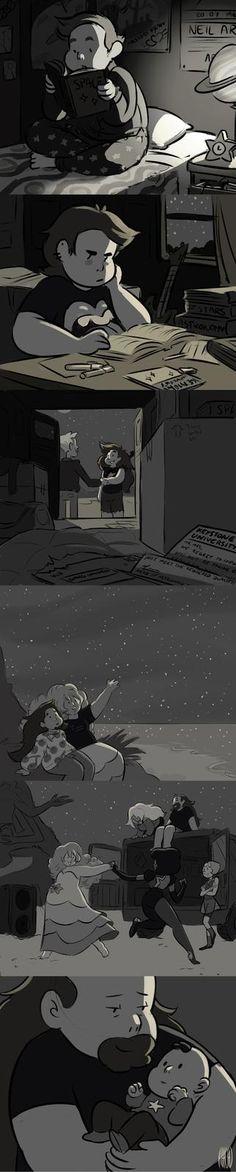 Greg + stars
