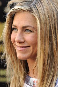 Jennifer Aniston - Jennifer Aniston Honored On The Hollywood Walk Of Fame