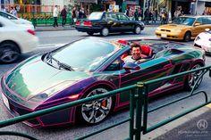 Japan Tokyo Shibuya Car dragon ball z Street photography
