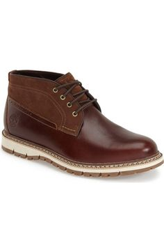 Timberland 'Britton Hill' Waterproof Chukka Boot (Men) available at #Nordstrom
