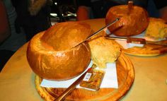 Svarta Kaffi's Specialty - Soup in Bread, Photo of Reykjavik - IgoUgo