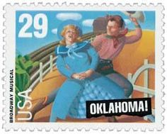 Oklahoma Issue Date: March 1993 City: Oklahoma City, OK Quantity: Printed By: Stamp Venturers Pri Bartlesville Ok, Dallas Travel, Beaver Bend, Retirement Celebration, Oklahoma City, Musicals, United States, American, Postage Stamps