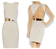 images of the latest dresses by gucci | Dress of the Day: Gucci crepe jersey backless dress - Fashion Police